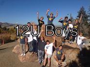 12U Boys